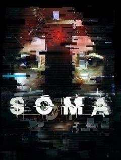 Jaquette de SOMA PS4