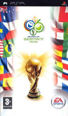 Jaquette de Coupe du Monde de la FIFA 2006 PSP