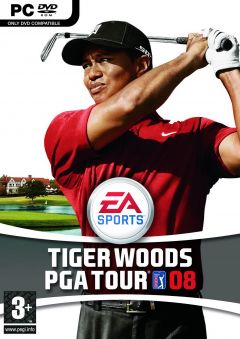 Jaquette de Tiger Woods PGA Tour 08 PC