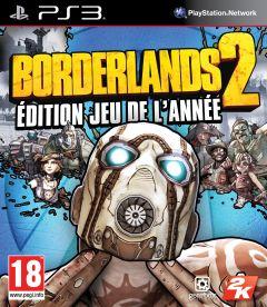 Jaquette de Borderlands 2 : Edition jeu de l'année PlayStation 3