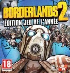 Jaquette de Borderlands 2 : Edition jeu de l'année PC