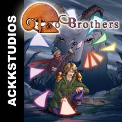 Jaquette de Two Brothers PC