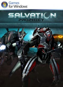 Jaquette de Salvation Prophecy PC