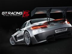 Jaquette de GT Racing 2 : The Real Car Experience iPhone, iPod Touch