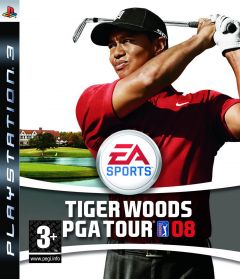 Jaquette de Tiger Woods PGA Tour 08 PlayStation 3