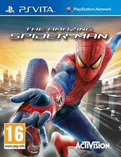 Jaquette de The Amazing Spider-Man PS Vita