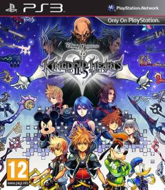 Jaquette de Kingdom Hearts 2.5 HD ReMIX PlayStation 3