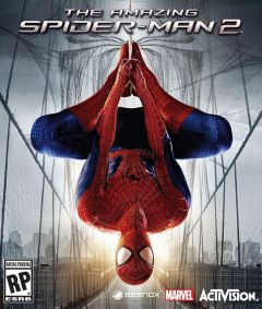 Jaquette de The Amazing Spider-Man 2 Wii U