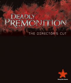 Jaquette de Deadly Premonition : The Director's Cut PC