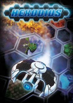 Jaquette de Hexodius Xbox 360