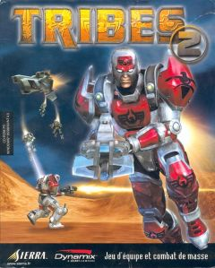 Jaquette de Tribes 2 PC