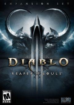 Jaquette de Diablo III : Reaper of Souls Mac
