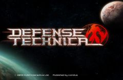 Jaquette de Defense Technica PC