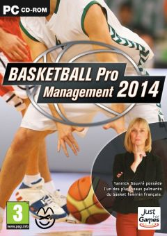 Jaquette de Basketball Pro Management 2014 PC