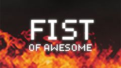 Jaquette de Fist of Awesome iPad