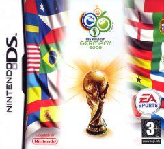 Jaquette de Coupe du Monde de la FIFA 2006 DS