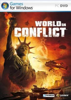 Jaquette de World in Conflict PC