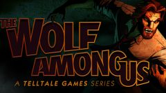 Jaquette de The Wolf Among Us : Episode 1 - Faith PS Vita