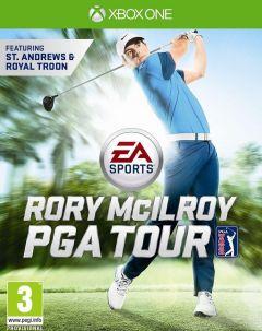 Jaquette de Rory McIlroy PGA Tour Xbox One