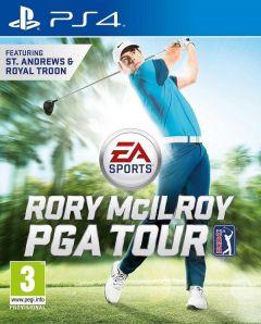 Jaquette de Rory McIlroy PGA Tour PS4