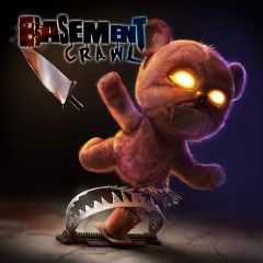 Jaquette de Basement Crawl PS4