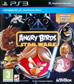 Jaquette de Angry Birds Star Wars PlayStation 3