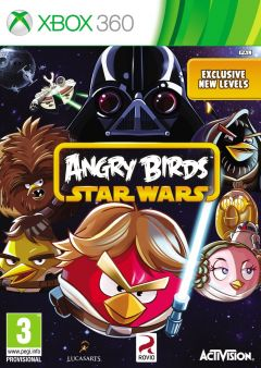 Jaquette de Angry Birds Star Wars Xbox 360