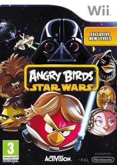 Jaquette de Angry Birds Star Wars Wii