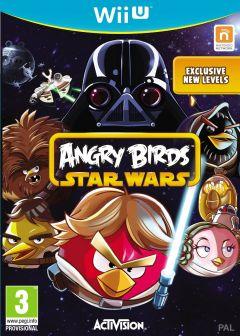 Jaquette de Angry Birds Star Wars Wii U