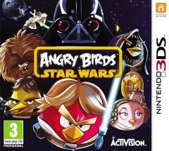 Jaquette de Angry Birds Star Wars Nintendo 3DS