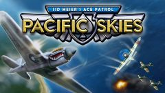Jaquette de Sid Meier's Ace Patrol: Pacific Skies PC