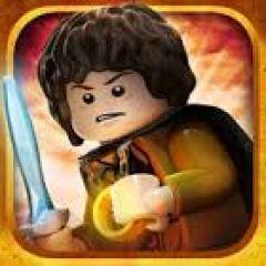 Jaquette de LEGO Le Seigneur des Anneaux iPad