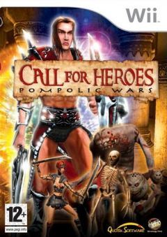 Jaquette de Call for Heroes : Pompolic Wars Wii