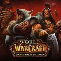 Jaquette de World of Warcraft : Warlords of Draenor PC