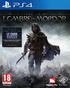 Jaquette de La Terre du Milieu : L'Ombre du Mordor PS4