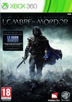 Jaquette de La Terre du Milieu : L'Ombre du Mordor Xbox 360