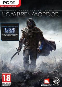 Jaquette de La Terre du Milieu : L'Ombre du Mordor PC