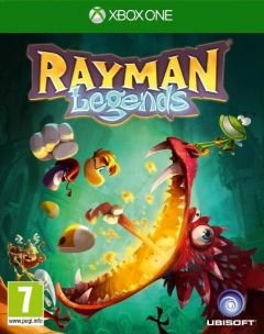 Jaquette de Rayman Legends Xbox One