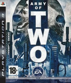Jaquette de Army of Two PlayStation 3