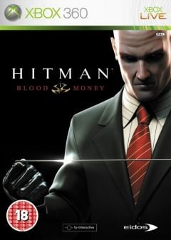 Jaquette de Hitman : Blood Money Xbox 360