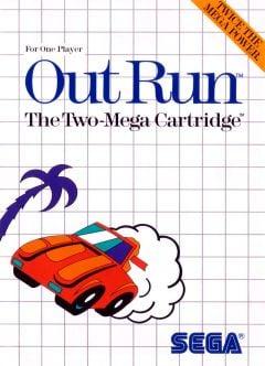 Jaquette de OutRun Master System
