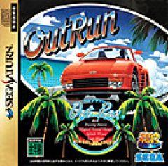 Jaquette de OutRun Sega Saturn