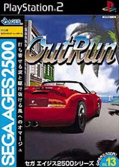 Jaquette de OutRun PlayStation 2
