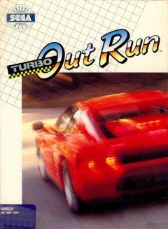 Jaquette de Turbo OutRun Amiga