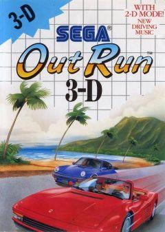 Jaquette de OutRun 3-D Master System
