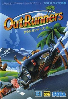 Jaquette de OutRunners Arcade