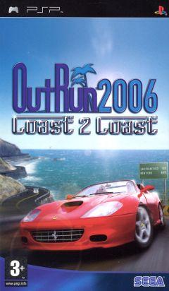 Jaquette de OutRun 2006 : Coast 2 Coast PSP