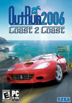 Jaquette de OutRun 2006 : Coast 2 Coast PC