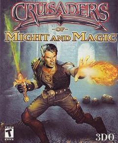 Jaquette de Crusaders of Might & Magic PC
