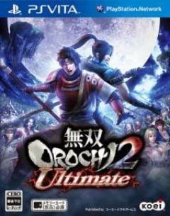 Jaquette de Musou Orochi 2 Ultimate PS Vita